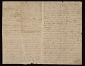 View Thomas Eakins letter to Fanny Eakins digital asset: page
