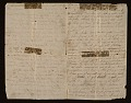View Thomas Eakins letter to Fanny Eakins digital asset: page 2
