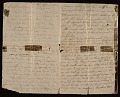 View Thomas Eakins letter to Fanny Eakins digital asset: page 5