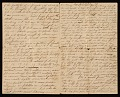 "View Thomas Eakins letter to ""mommy"" digital asset: pages"