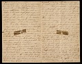 "View Thomas Eakins letter to ""mommy"" digital asset: pages 2"