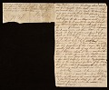 "View Thomas Eakins letter to ""father"" digital asset number 1"
