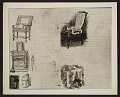 View Photograph of drawings from a letter (1866-1867) that Thomas Eakins wrote to his mother digital asset number 0