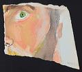 View David Geiger mail art to John Evans digital asset number 0