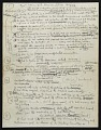 View Notes for a speech on the Constitution of the American Artists' Congress digital asset number 0