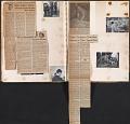 View Claire Falkenstein scrapbook digital asset: pages 47