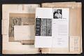View Claire Falkenstein scrapbook digital asset: pages 17