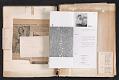 View Claire Falkenstein scrapbook digital asset: pages 20