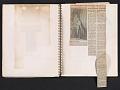 View Claire Falkenstein scrapbook digital asset: pages 55