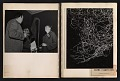 View Claire Falkenstein scrapbook of her exhibition at the Galerie Stadler digital asset: pages 9