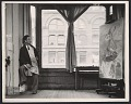 View Yasuo Kuniyoshi in his studio digital asset number 0