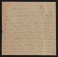 View Sylvia Fein letter to William Scheuber digital asset: page