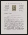 View Fine Arts Federation of New York records, 1895-2005, bulk 1935-2002 digital asset number 0