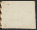 View James Fitzgerald sketchbook #1 digital asset: sketchbook page 1