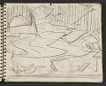 View James Fitzgerald sketchbook #1 digital asset: sketchbook page 3
