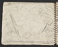 View James Fitzgerald sketchbook #1 digital asset: sketchbook page 4
