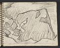 View James Fitzgerald sketchbook #1 digital asset: sketchbook page 5