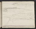 View James Fitzgerald sketchbook #1 digital asset: sketchbook page 7