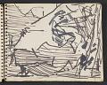 View James Fitzgerald sketchbook #1 digital asset: sketchbook page 8