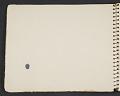 View James Fitzgerald sketchbook #1 digital asset: sketchbook page 11