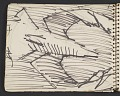 View James Fitzgerald sketchbook #1 digital asset: sketchbook page 13