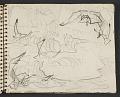 View James Fitzgerald sketchbook #1 digital asset: sketchbook page 16