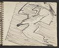 View James Fitzgerald sketchbook #1 digital asset: sketchbook page 18