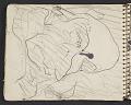 View James Fitzgerald sketchbook #1 digital asset: sketchbook page 19
