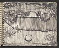 View James Fitzgerald sketchbook #1 digital asset: sketchbook page 20