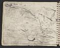 View James Fitzgerald sketchbook #1 digital asset: sketchbook page 21