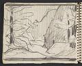 View James Fitzgerald sketchbook #1 digital asset: sketchbook page 27