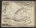 View James Fitzgerald sketchbook #1 digital asset: sketchbook page 31