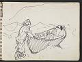 View James Fitzgerald sketchbook #7 digital asset: sketchbook page 1