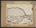 View James Fitzgerald sketchbook #8 digital asset: cover verso