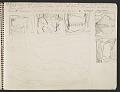 View James Fitzgerald sketchbook #8 digital asset: sketchbook page 1