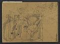 View James Fitzgerald sketchbook #12 digital asset: cover back