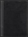 View James Fitzgerald sketchbook #15 digital asset: cover