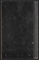 View James Fitzgerald sketchbook #18 digital asset: cover back