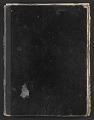 View James Fitzgerald sketchbook #19 digital asset: cover