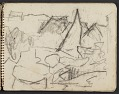 View James Fitzgerald sketchbook #3 digital asset: sketchbook page 3
