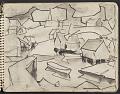 View James Fitzgerald sketchbook #3 digital asset: sketchbook page 7