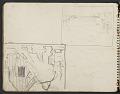 View James Fitzgerald sketchbook #3 digital asset: sketchbook page 8