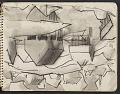 View James Fitzgerald sketchbook #3 digital asset: sketchbook page 11