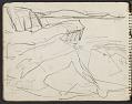 View James Fitzgerald sketchbook #3 digital asset: sketchbook page 12