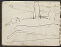 View James Fitzgerald sketchbook #3 digital asset: sketchbook page 14