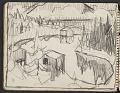 View James Fitzgerald sketchbook #3 digital asset: sketchbook page 16