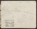 View James Fitzgerald sketchbook #3 digital asset: sketchbook page 17