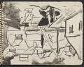 View James Fitzgerald sketchbook #3 digital asset: sketchbook page 19
