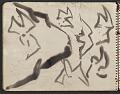 View James Fitzgerald sketchbook #3 digital asset: sketchbook page 20
