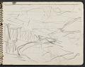View James Fitzgerald sketchbook #3 digital asset: sketchbook page 23